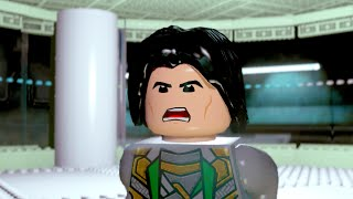"""Lego Marvels Avengers Find out why Loki Surrendered & What Fury is Hiding """"The Avengers"""""""