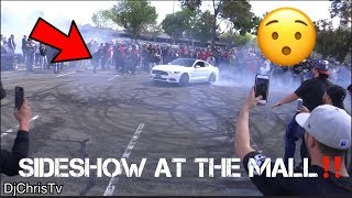BAY AREA SIDESHOW!! *Stang Up The Bay 2018*