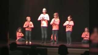 Démo De Cours De Yoga Enfant (Dymashow 2011)