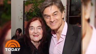 Dr. Oz Opens Up About Missing Signs Of Mother's Alzheimers   TODAY