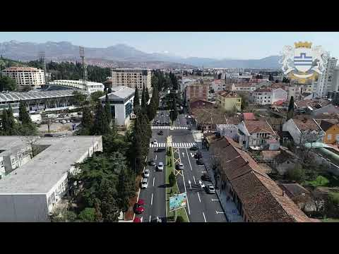 Bulevar Ivana Crnojevića Podgorica