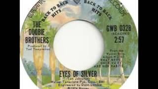 DOOBIE BROTHERS  Eyes Of Silver  1974  HQ