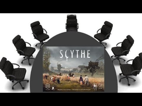 Scythe Review - Chairman of the Board