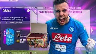 Un INTERO BOX per COMPLETARE HAMSIK SBC!!! APERTURA BUSTINE CALCIATORI PANINI 2018! FIFA 18 ITA