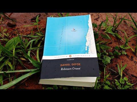 Robinson Crusoé - Daniel Defoe | Pensar ao Ler