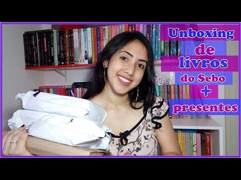 UNBOXING | Sebo e Presentes |  Leticia Ferfer | Livro Livro Meu