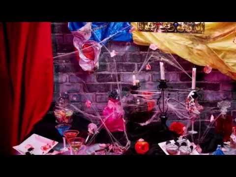 Halloween Dekoration Disney Trash