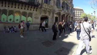 Excursión para el recuerdo   Barcelona 2016