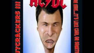AC/DC - Looysiana Swamp Stomp - Very Rare