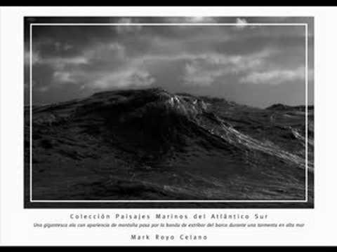 FOTO MURALES DE TORMENTAS EN ALTA MAR