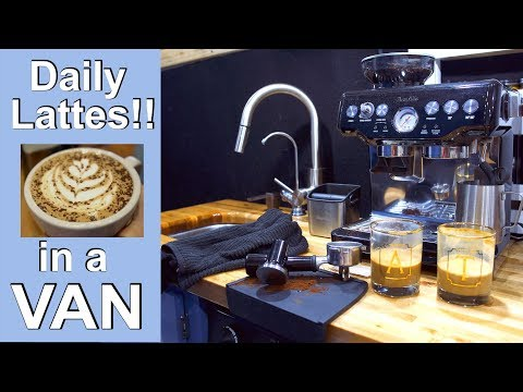 → VANLIFE Daily Lattez ⎮Our Coffee Routine ←