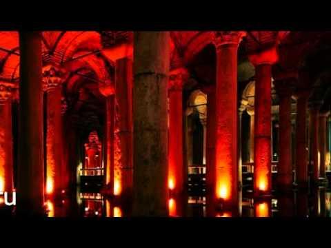Цистерна базилика в Стамбуле одно из док