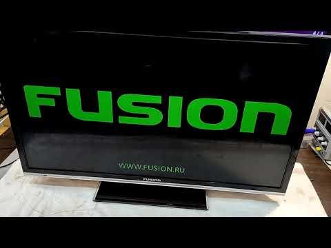 Телевизор FUSION пробил дно Как правильно подобрать светодиод