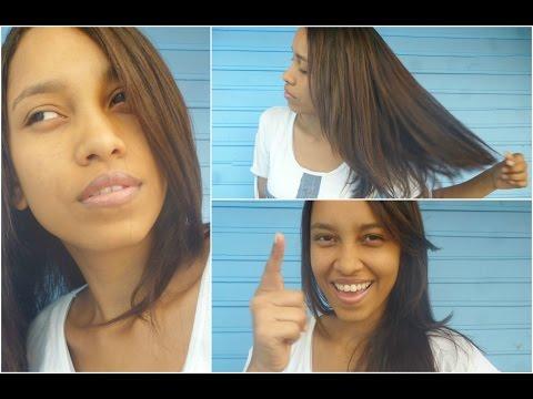 Como aplicar la crema alisadora Lovingarden | Vanessa Mendoza - YLCTheOnly