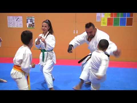 El karate, molt més que un esport a Constantí