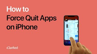 How to Force Quit (Kill) an App on Your iPhone