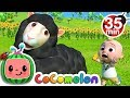 Baa Baa Black Sheep More Nursery Rhymes Kids Songs CoCoMelon