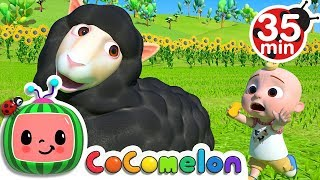 Baa Baa Black Sheep | +More Nursery Rhymes & Kids Songs - ABCkidTV