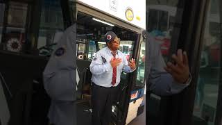 Nyc Bus Driver Stop The Bus And Wanted Too Fight Some One