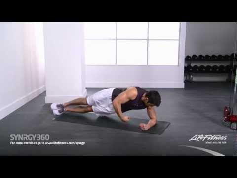 Side Plank with Torso Rotation
