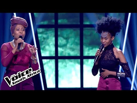 Aura – 'Lakutshon' Ilanga' | Blind Audition | The Voice SA: Season 3 | M-Net