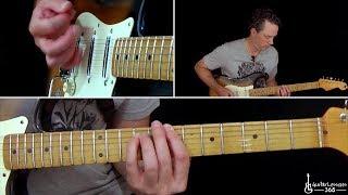 Aerosmith - Angel Guitar Lesson