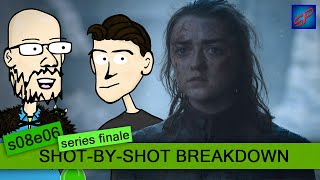 """Game of Thrones s08e06 - Series Finale """"The Iron Throne"""" Shot-by-Shot Recap, Review & Discussion"""