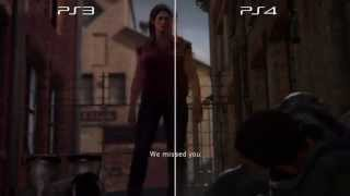 The Last of Us: Remastered - Сравнение графики PS3 vs PS4