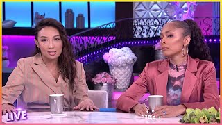 Amanda Seales OWNS Jeannie Mai After She Says THIS...