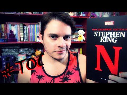 N de Stephen King   #245 Li e adorei