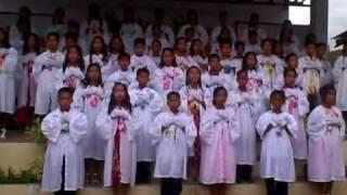 """I Can"" Graduation Song Batch 2009 - Mancup Elementary School, Calasiao, Pangasinan"