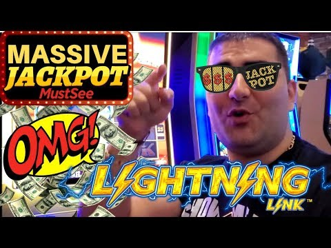 My Biggest Handpay Jackpot On HIGH LIMIT Lightning Link Slot Machine | SEASON 6 | EPISODE #30