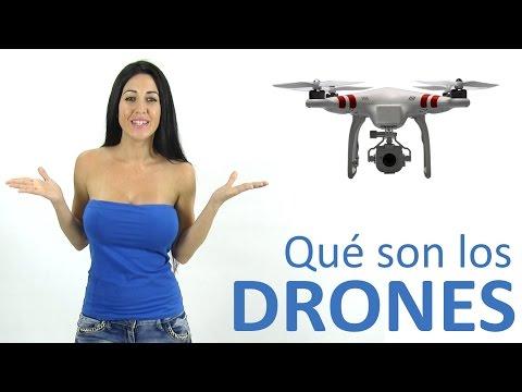 ¿Qué Son Los Drones y Para Qué Se Utilizan?