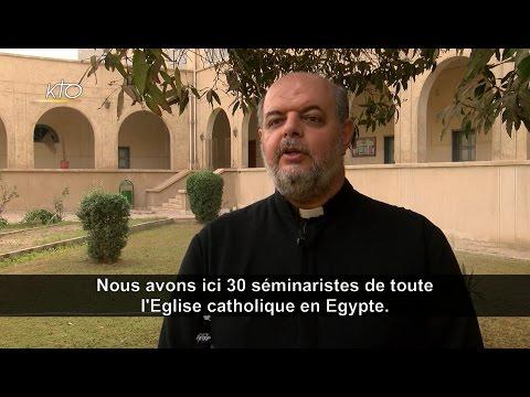 Les séminaristes attendent avec impatience « la personne consacrée par excellence »