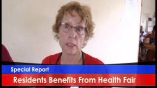 Health Fair.... Special Report