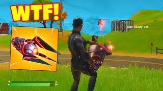NEW RAREST Weapon in Fortnite Season 4... (WHAT?)