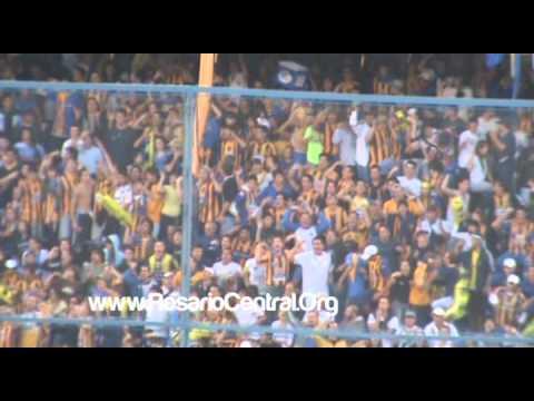 """""""""""Te llevo dentro de mi"""" - Los Guerreros"""" Barra: Los Guerreros • Club: Rosario Central"""