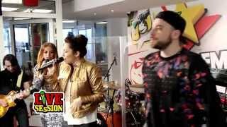 Shift feat. Andra - Avioane de hartie | ProFM LIVE Session