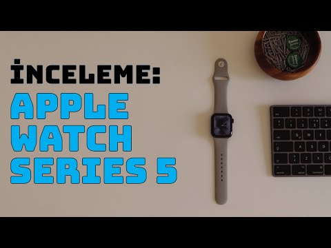 İnceleme: Apple Watch Series 5