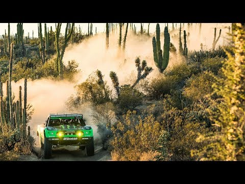 50th Anniversary of the Baja 1000