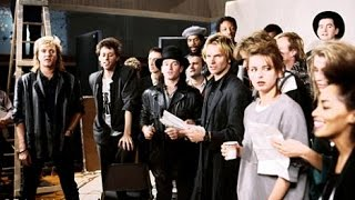 Band Aid - Do They Know its Christmas - The Making of  - 1984 Video