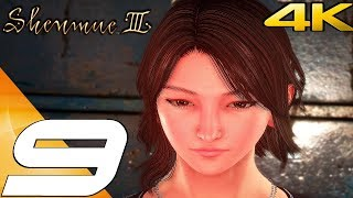 SHENMUE 3 - Gameplay Walkthrough Part 9 - Kung Fu Style & Beating All Monks (Full Game) 4K 60FPS