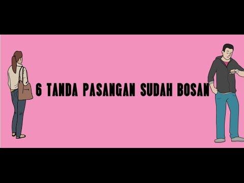 Video 6 Tanda Pasangan Anda Mulai Bosan