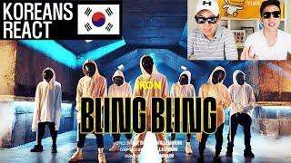 iKON - BLING BLING Reaction!!!