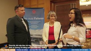 Du học canada – Phỏng vấn đại diện trường Fanshawe