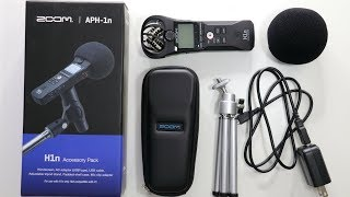 Zoom H1N - APH 1N Accessory Pack