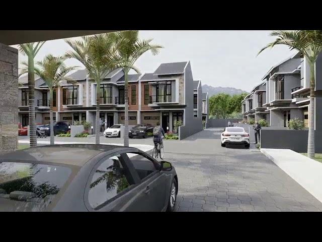 Rumah 2Lantai Modern Murah di Cidahu TaniMulya KBB kota Cimahi