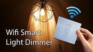 Easy Wifi Smart Light Dimmer