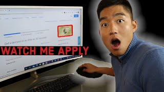 WATCH ME APPLY - Amex Gold Card (LATE 2020) Denied?