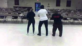 """""""Let Me In"""" Line dance by Cessily Greene of LUV2DANCE"""